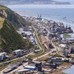 Губернатор Сахалинской области Александр Хорошавин призывает строить переход «Сахалин – материк»